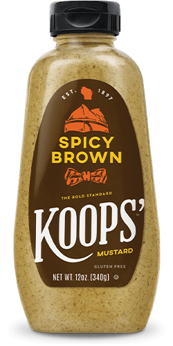 Spicy Brown Bottle