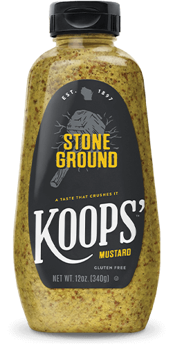 Stone Ground Bottle